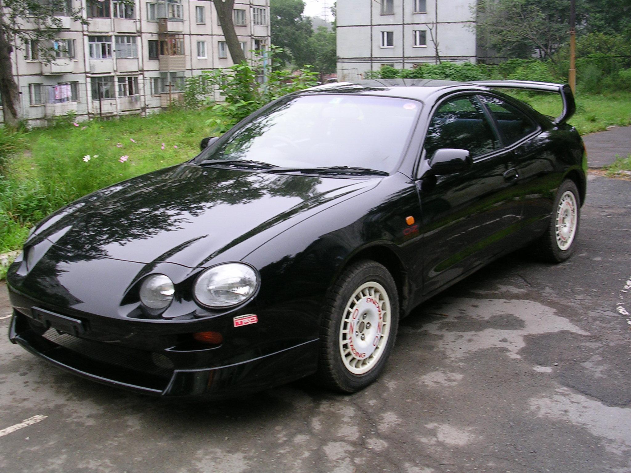 1994 Toyota Celica Engine - Toyota Celica Toyota Celica - 1994 Toyota Celica Engine