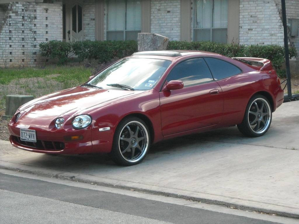 1994 Toyota Celica Image 10