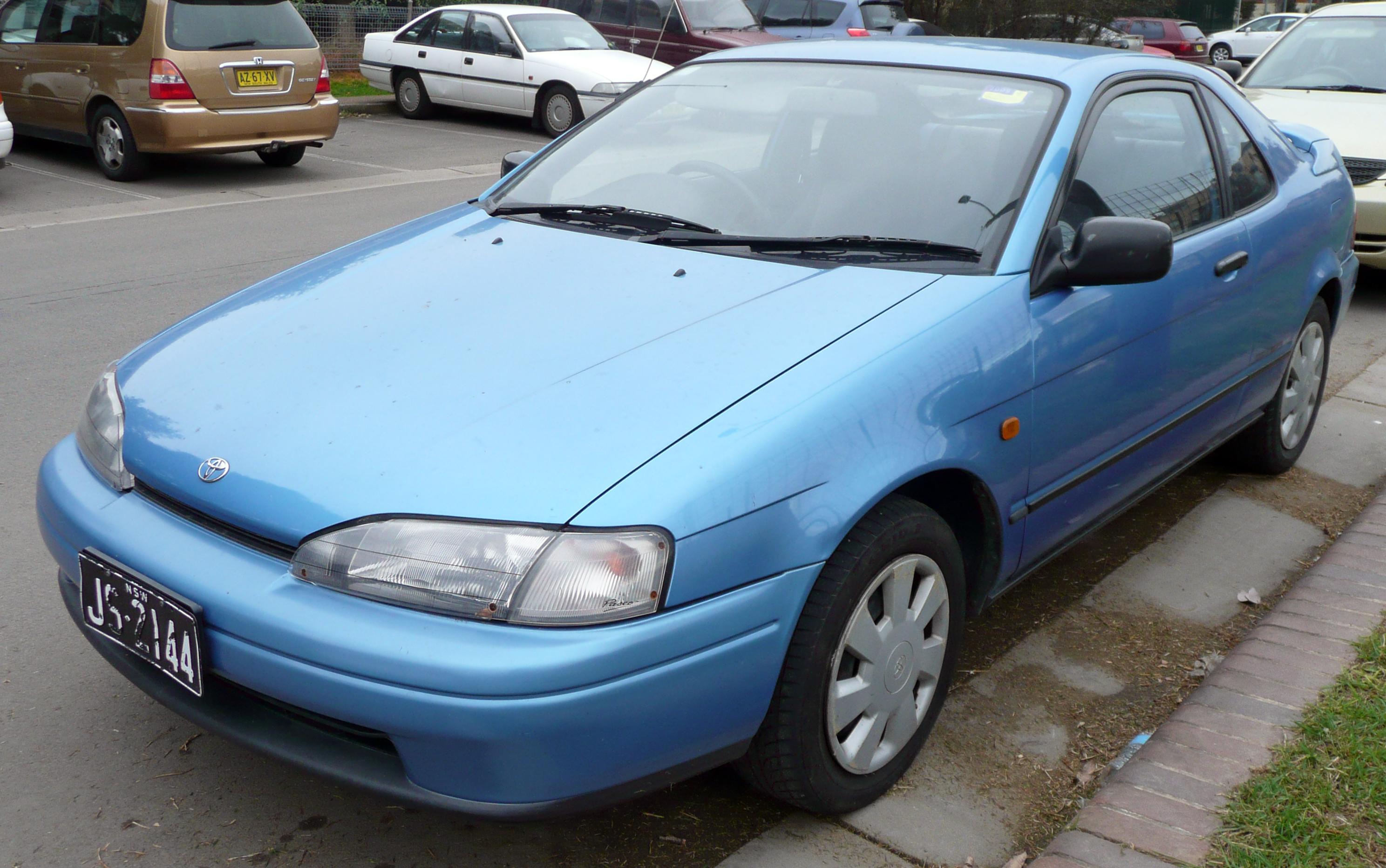 1994 Toyota Paseo Image 10
