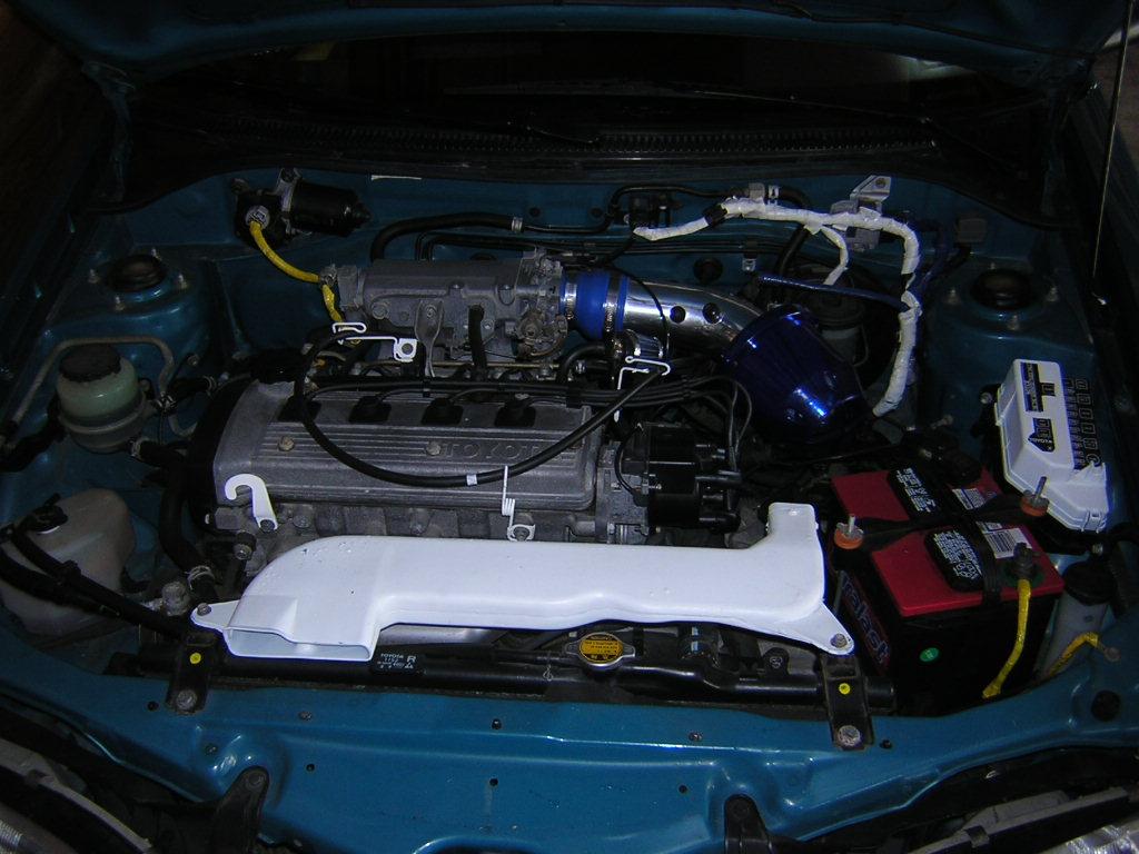 1993 Paseo Engine Toyota Diagram