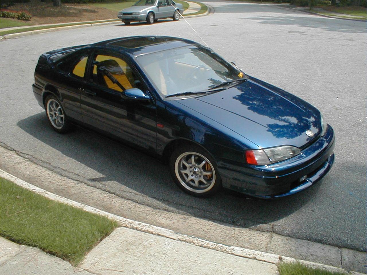 1994 Toyota Paseo Image 6
