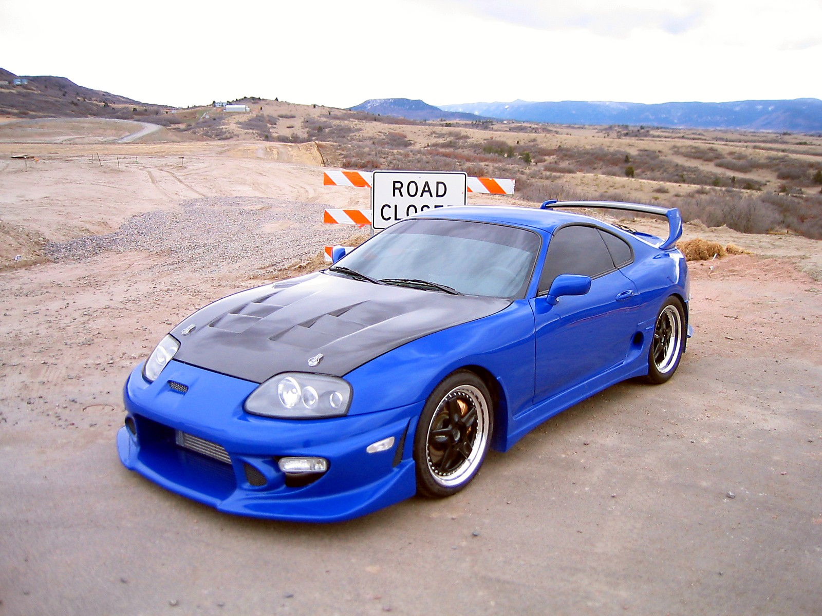 1994 toyota supra information and photos zombiedrive. Black Bedroom Furniture Sets. Home Design Ideas