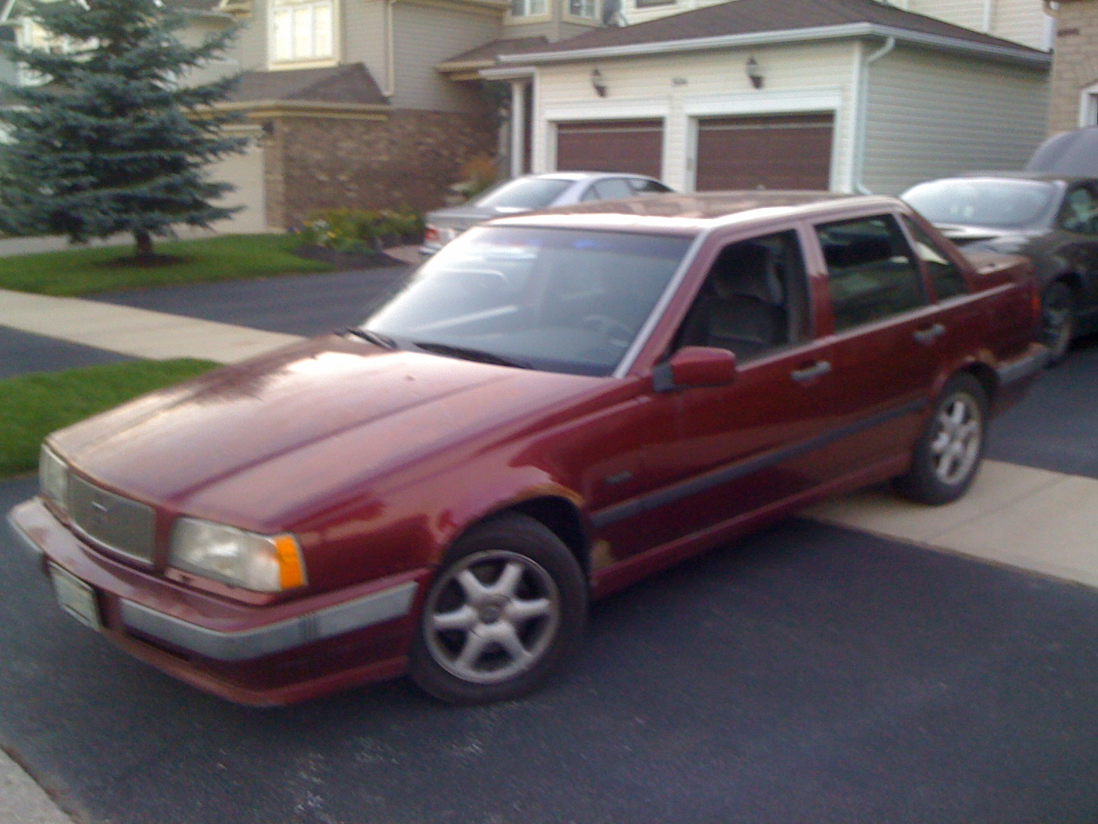 1994 volvo 850 information and photos zomb drive. Black Bedroom Furniture Sets. Home Design Ideas