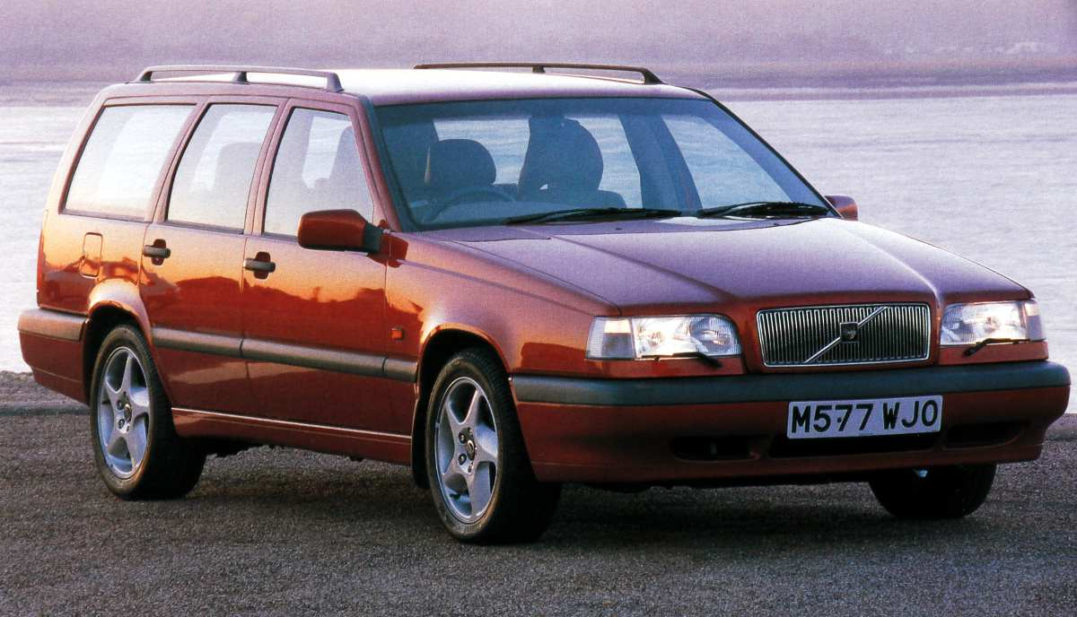 1994 Volvo 850 - Information and photos - ZombieDrive