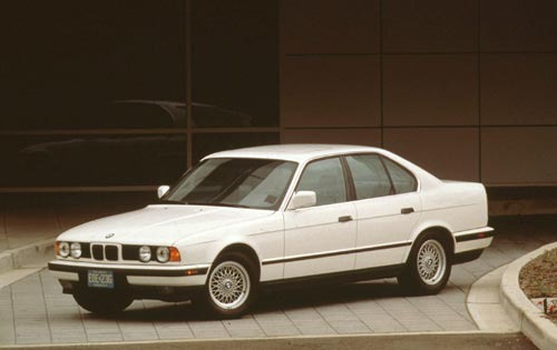 1994 BMW 5 Series 4 Dr 52 exterior #5