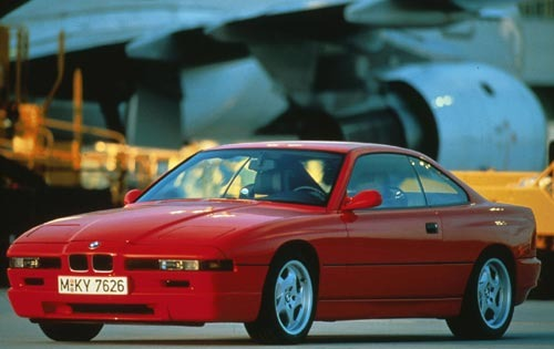 1994 BMW 8 Series 2 Dr 85 exterior #1