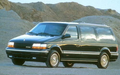 1994 Chrysler Town and Co exterior #1