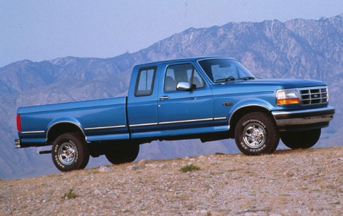 1994 Ford F-150 2 Dr XLT  exterior #1
