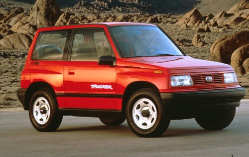 1994 Geo Tracker 2 Dr LSi exterior #1