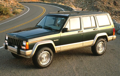 1994 Jeep Cherokee 4 Dr C exterior #1