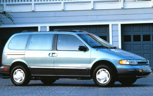 Nissan Quest Passenger Minivan Gxe Fq Oem