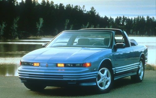 1994 Oldsmobile Cutlass S exterior #7