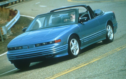 1994 Oldsmobile Cutlass S exterior #8