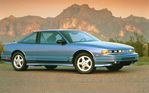 1994 Oldsmobile Cutlass S exterior #5