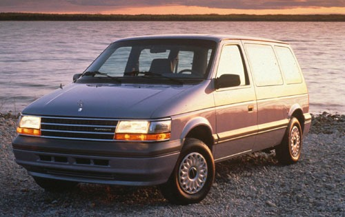 1994 Plymouth Voyager 2 D exterior #1