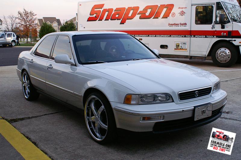 1995 Acura Legend Image 11