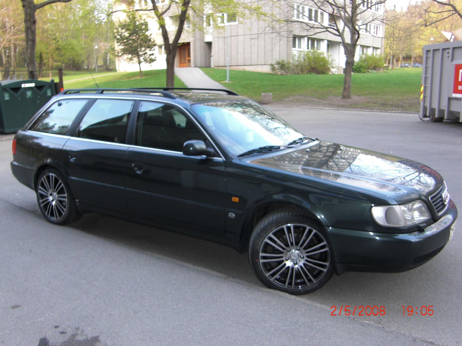 1995 Audi A6 Image 3