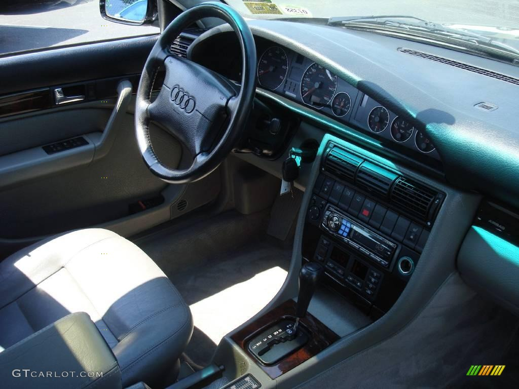 1995 Audi A6 Information And Photos Zombiedrive