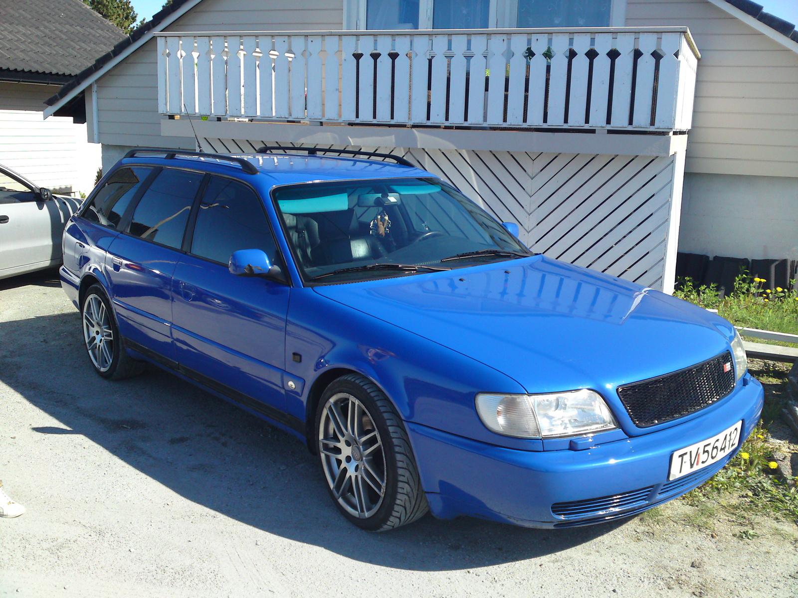 1995 Audi A6 Image 8