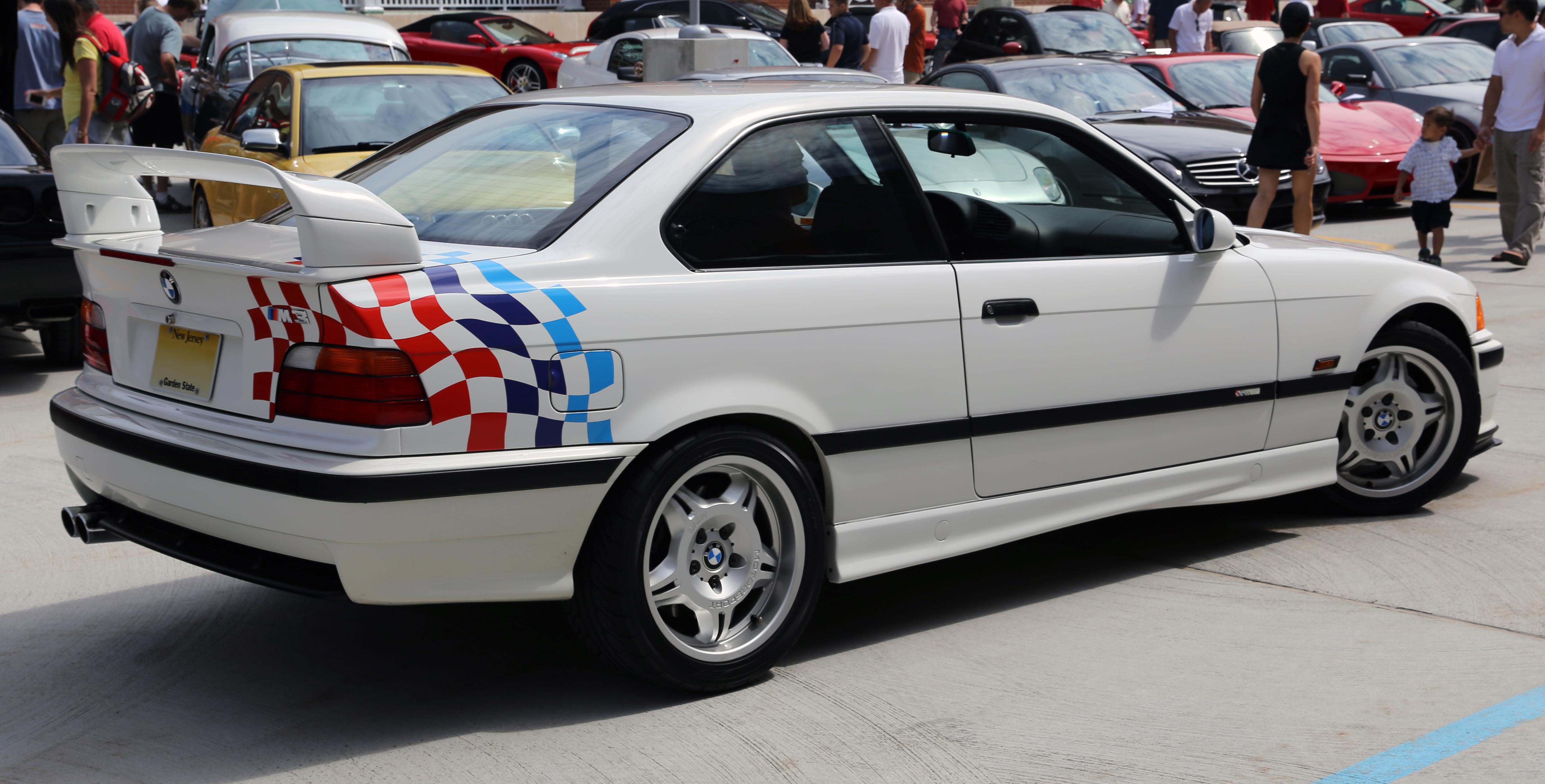 Bmw 328i M3 >> 1995 BMW M3 - Image #10