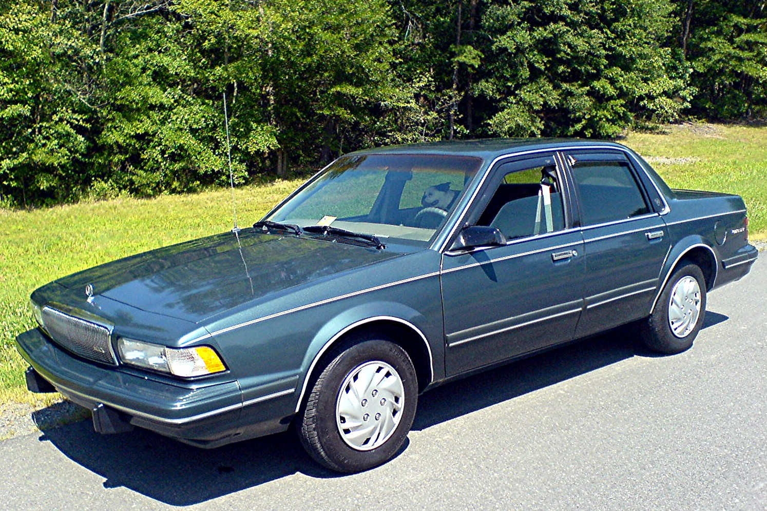 1995 Buick Century Information And Photos Zombiedrive