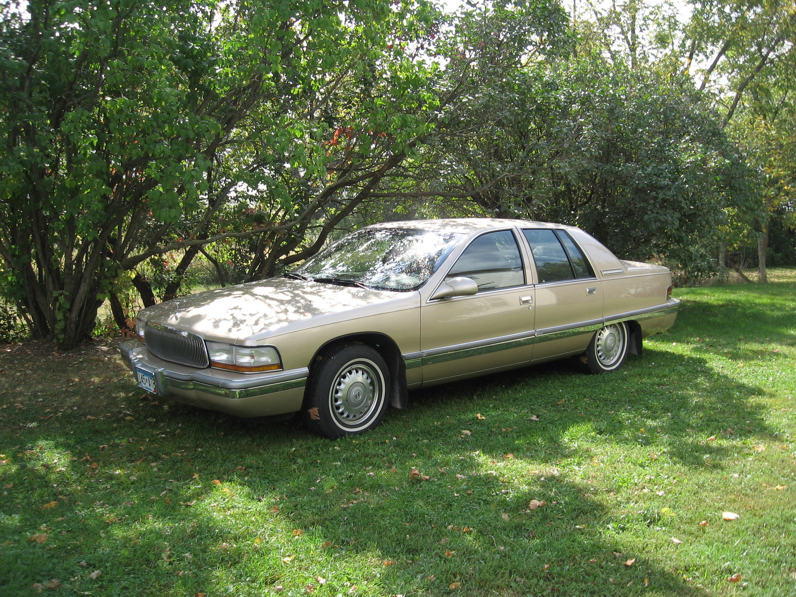 1995 Buick Roadmaster  Information and photos  ZombieDrive