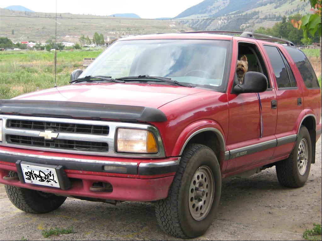 Amazoncom 2000 Chevrolet Blazer Reviews Images and