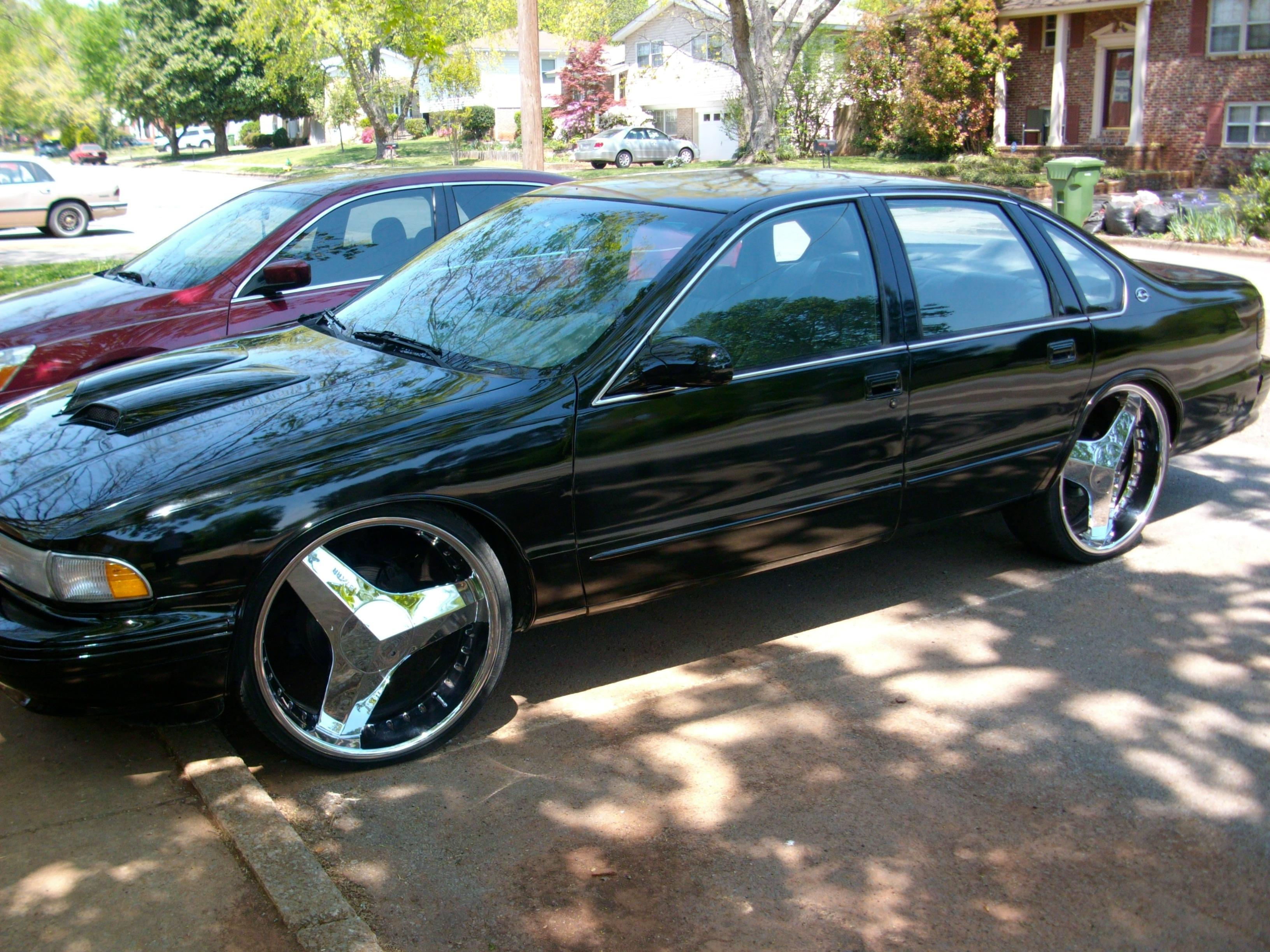 1995 chevrolet impala information and photos neo drive neo drive