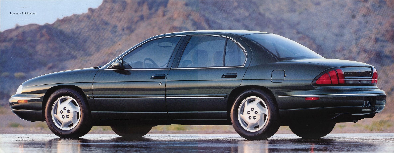1995 chevrolet lumina 4 chevrolet lumina 4