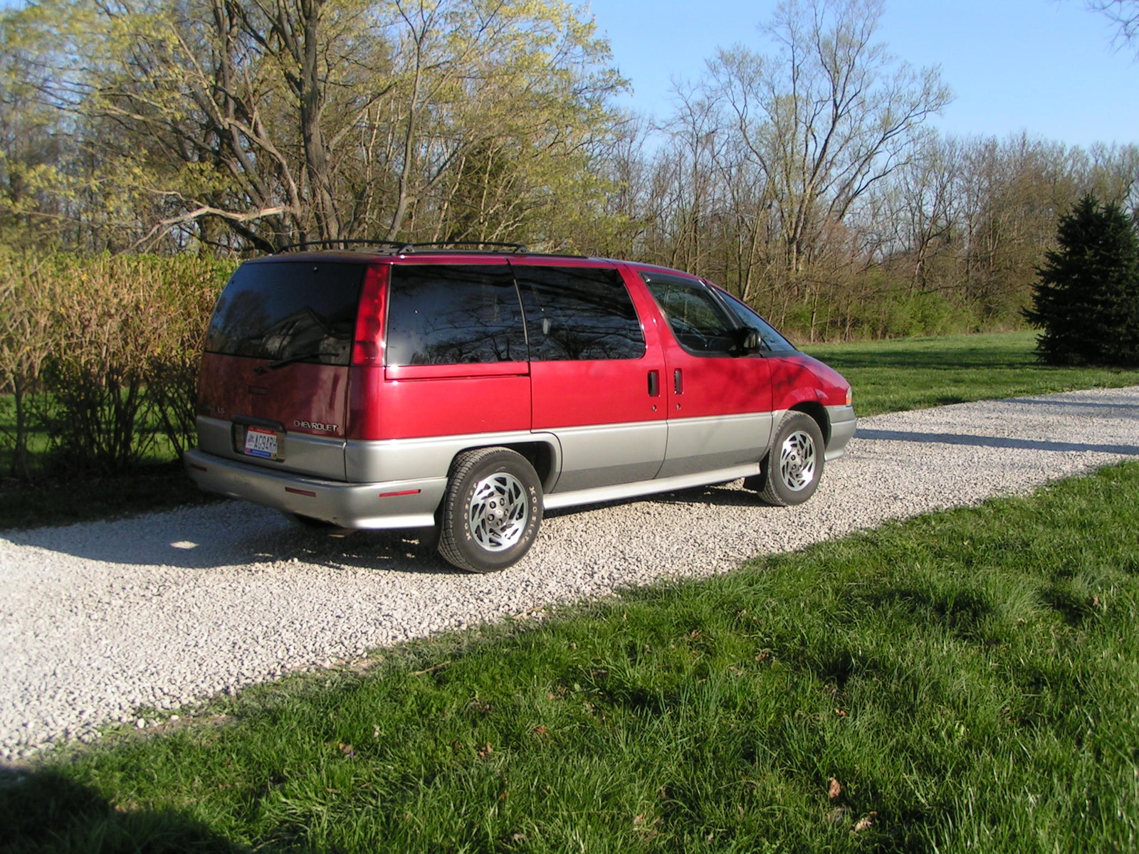 1995 chevrolet lumina minivan 3 chevrolet lumina minivan 3