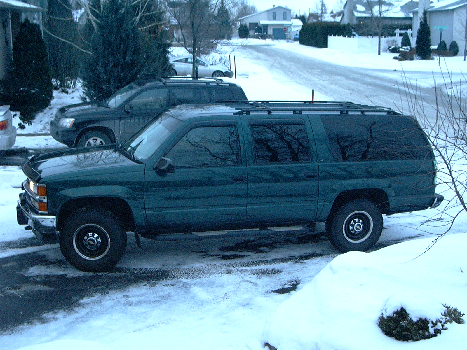 Amazoncom 19992006 ChevroletChevy Silverado 1500 2500