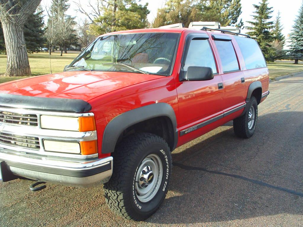 1995 Chevrolet Suburban 5