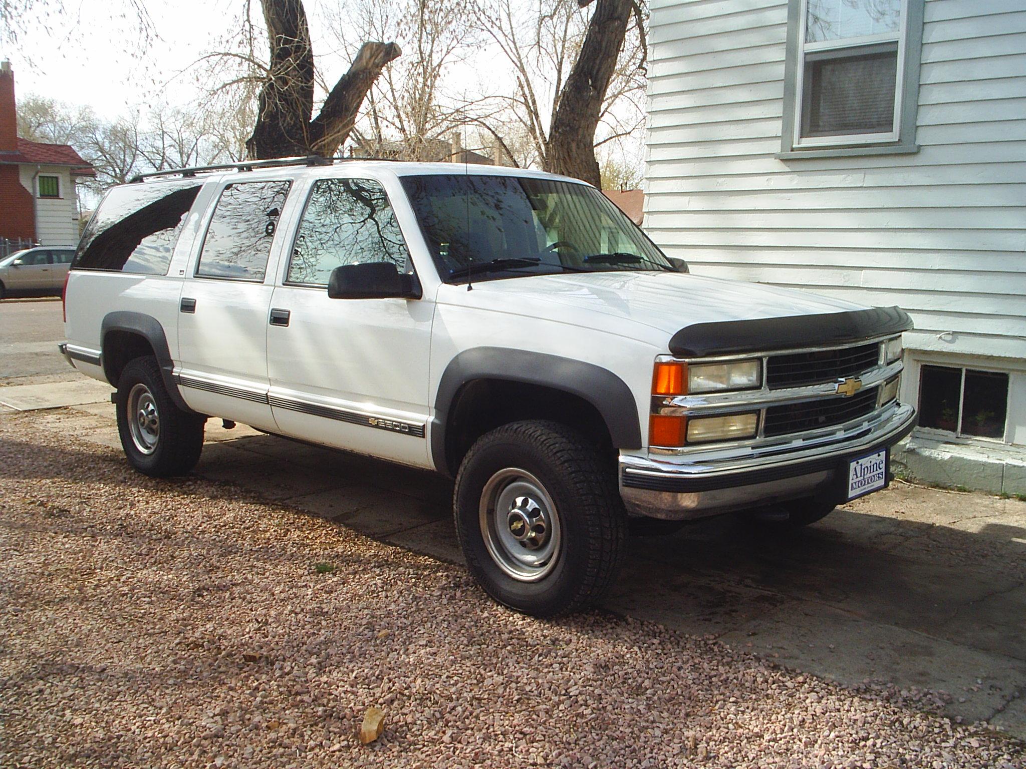 1995 chevrolet suburban 2 chevrolet suburban 2