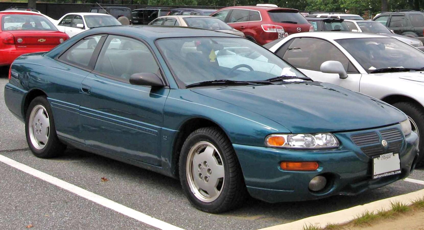 Chrysler >> 1995 CHRYSLER SEBRING - Image #6