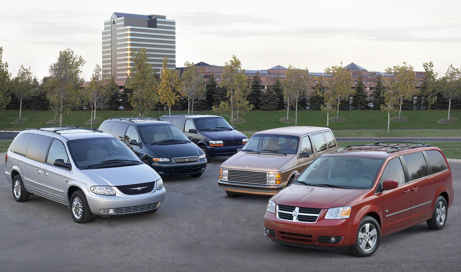 Chrysler Town and Country #6
