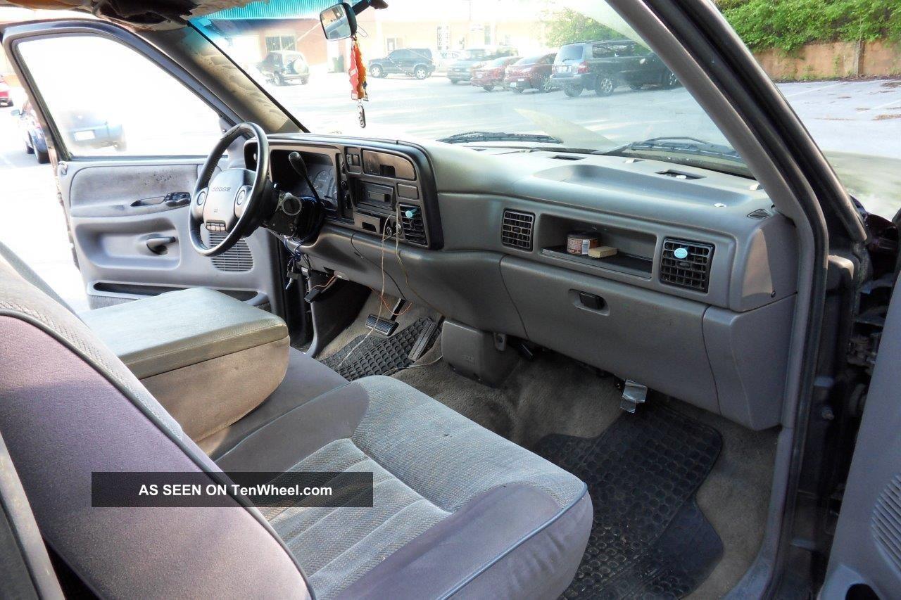 1995 dodge ram pickup 1500 image 11. Black Bedroom Furniture Sets. Home Design Ideas