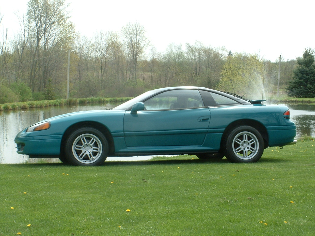 1995 Dodge Stealth Information And Photos Zombiedrive