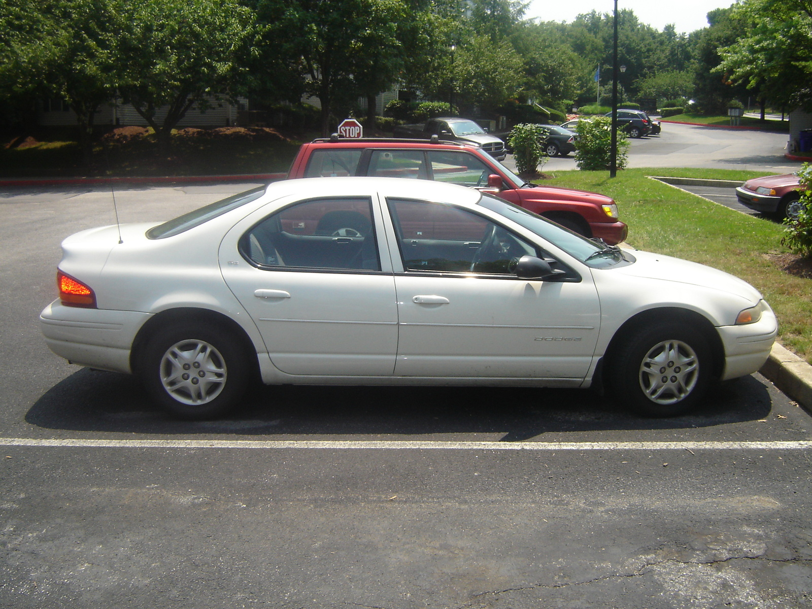 1995 Dodge Stratus #4 Dodge Stratus #4