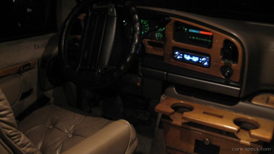 1995 Ford E 150 Image 11