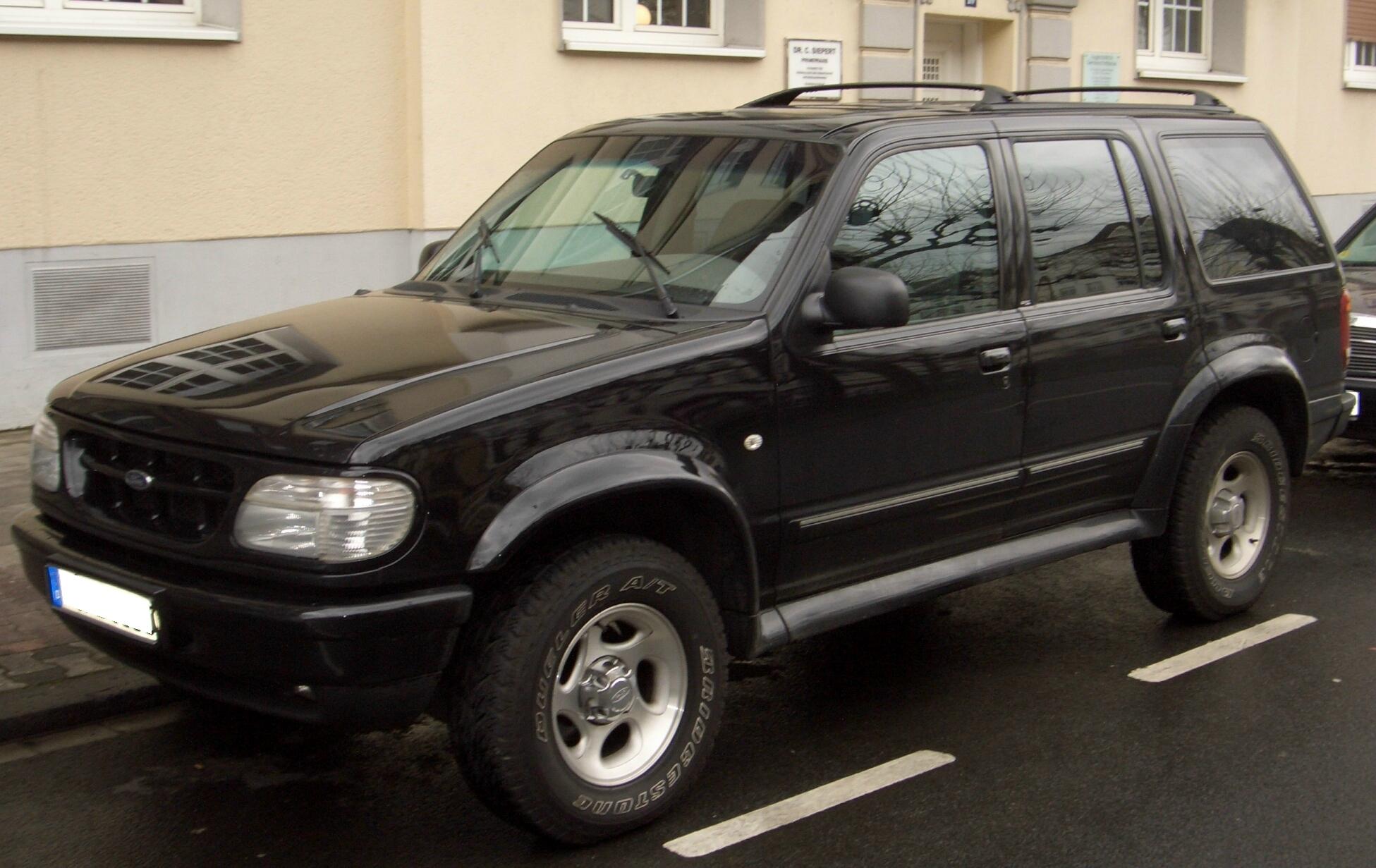 1995 ford explorer 6