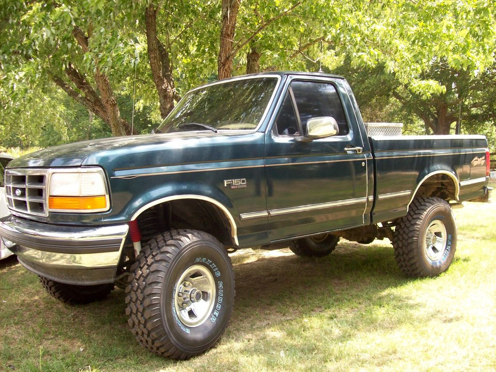 1995 Ford F 150 Information And Photos Zomb Drive