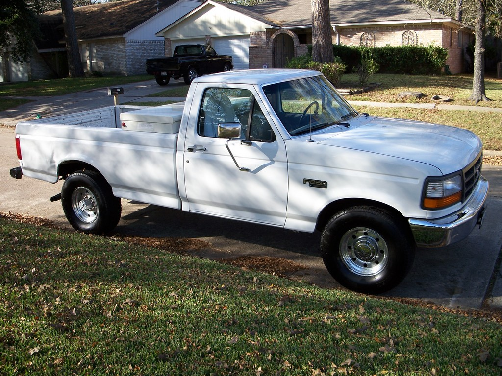 1995 Ford F-150 - Pictures - CarGurus