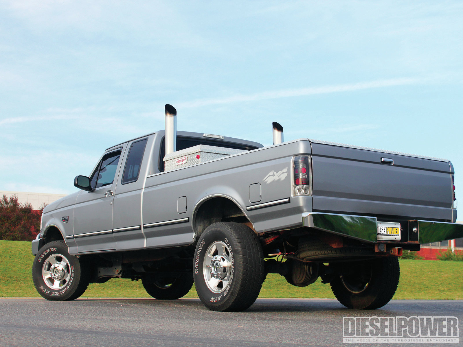 1995 Ford F-250 - Information and photos - ZombieDrive