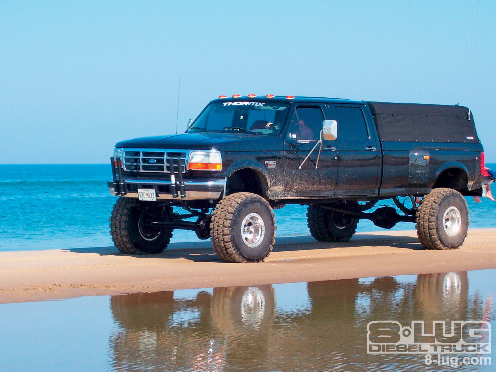 1995 ford f 350 image 11