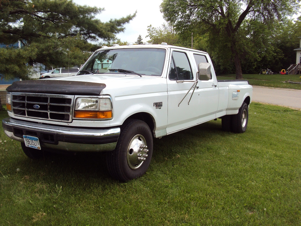 1995 ford f 350 image 1