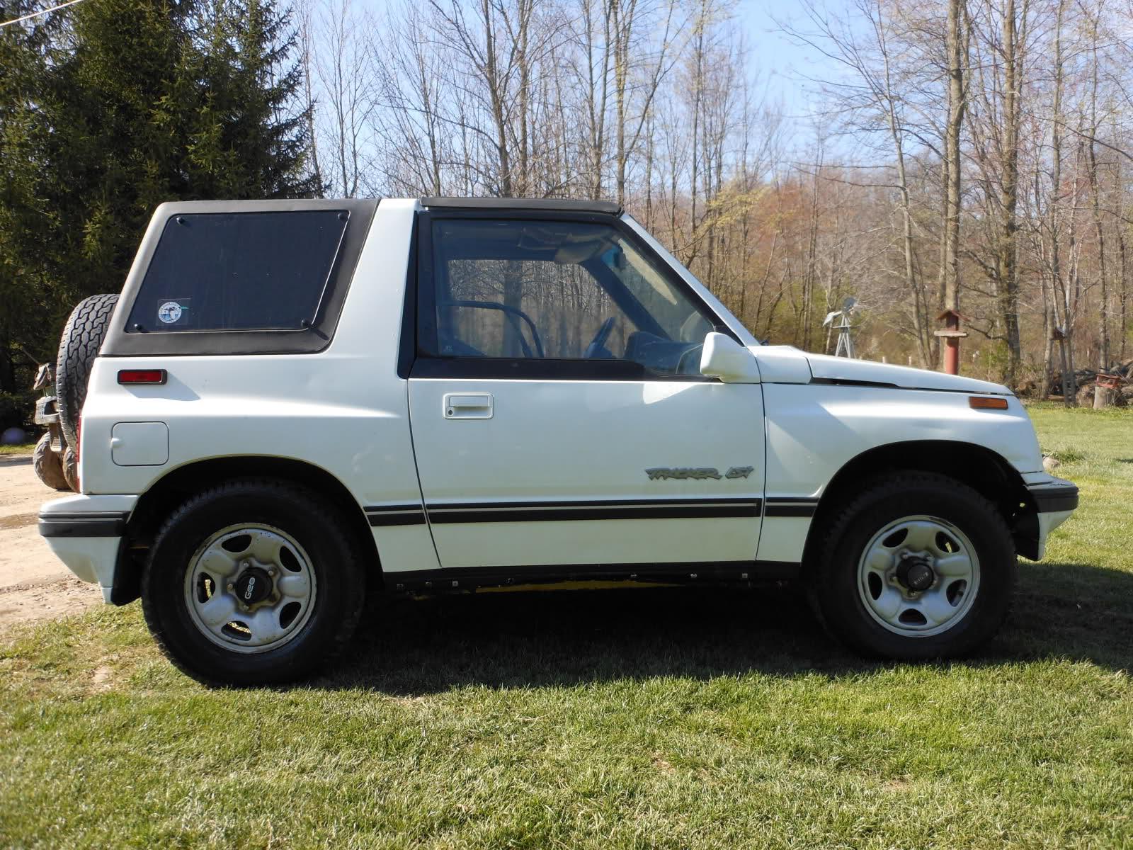 1995 Geo Tracker Information And Photos Zombiedrive