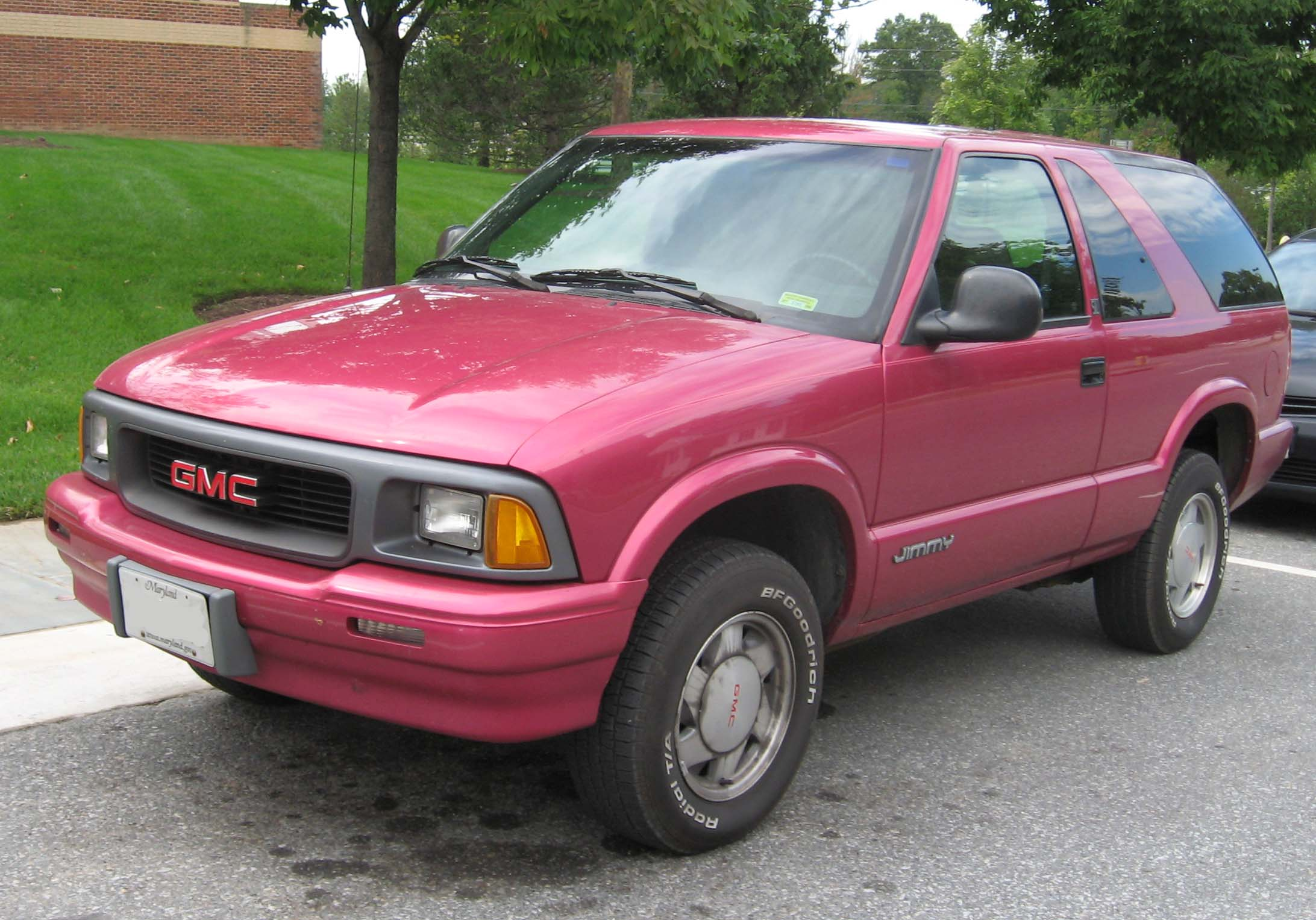 GMC Jimmy #9