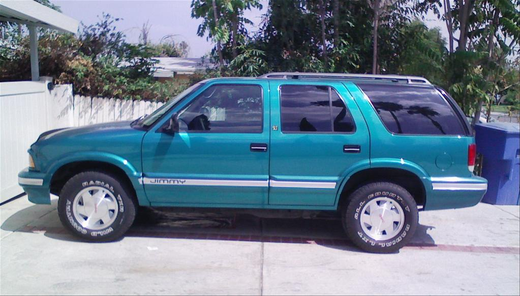 GMC Jimmy #10