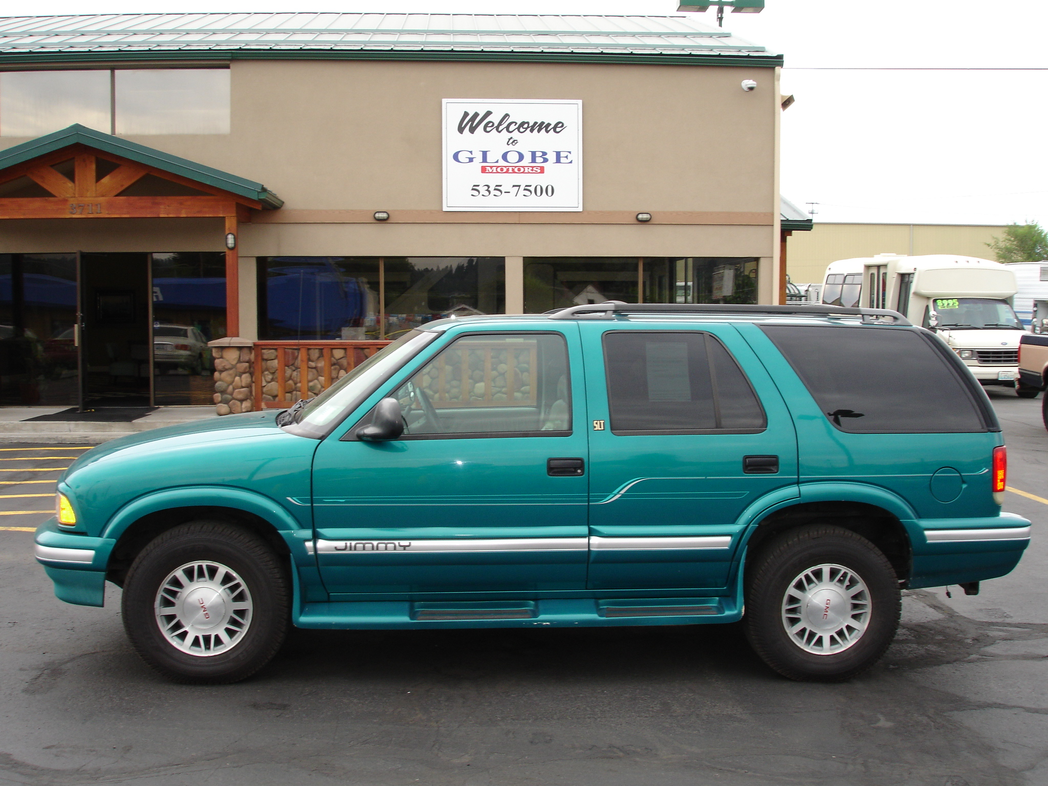 1995 GMC Jimmy #8 GMC Jimmy #8
