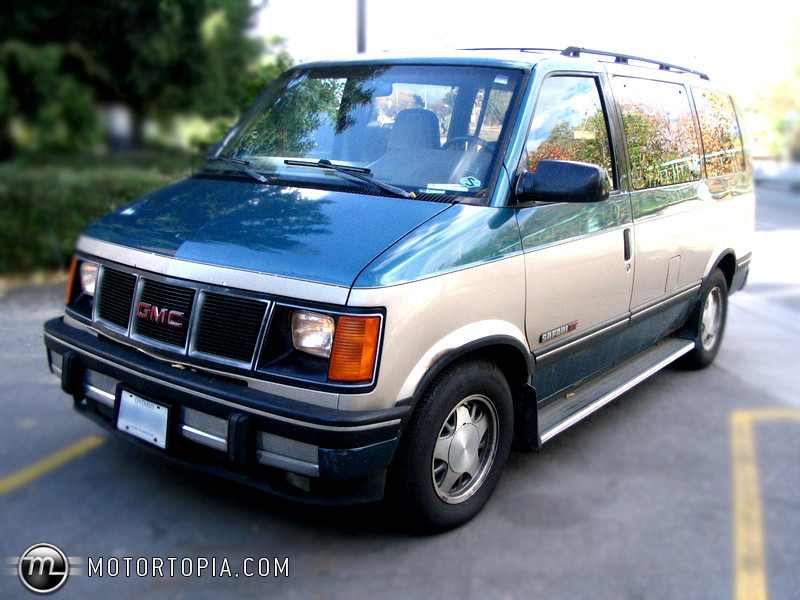 GMC Safari #4
